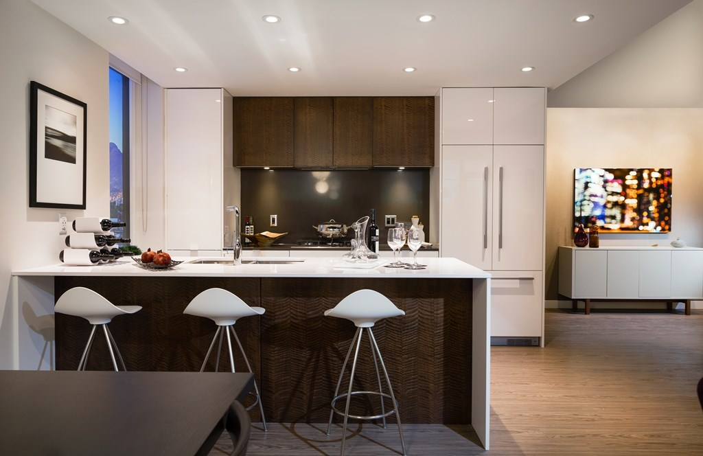 Townhouse at 102 209 E 7TH AVENUE, Unit 102, Vancouver East, British Columbia. Image 3