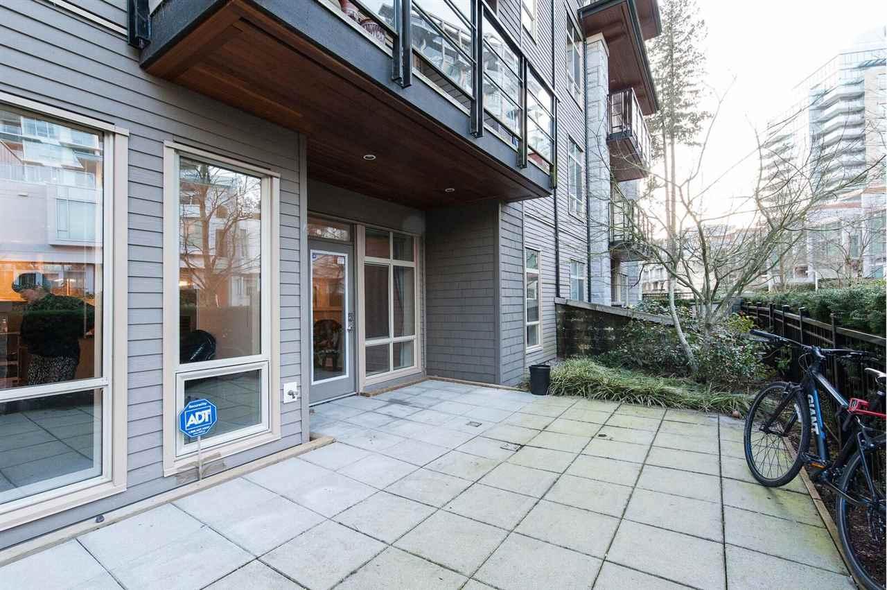 Condo Apartment at 106 5779 BIRNEY AVENUE, Unit 106, Vancouver West, British Columbia. Image 2