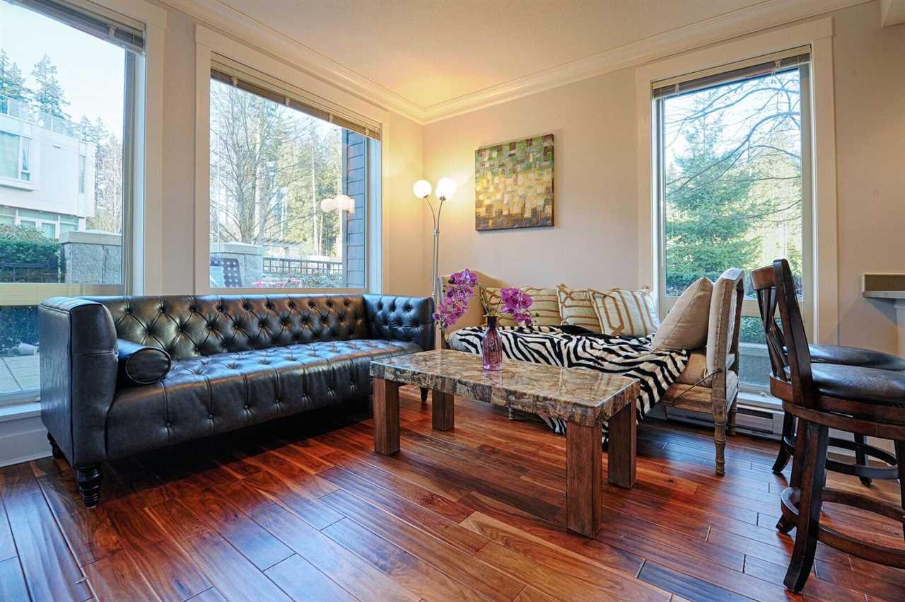 Condo Apartment at 106 5779 BIRNEY AVENUE, Unit 106, Vancouver West, British Columbia. Image 4
