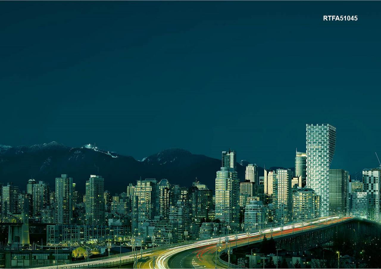 Condo Apartment at 4308 1480 HOWE STREET, Unit 4308, Vancouver West, British Columbia. Image 10