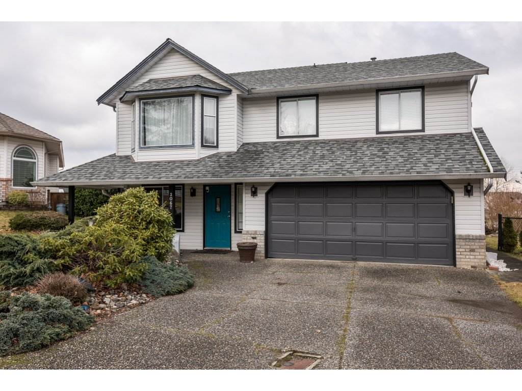 Detached at 3067 CASSIAR AVENUE, Abbotsford, British Columbia. Image 1