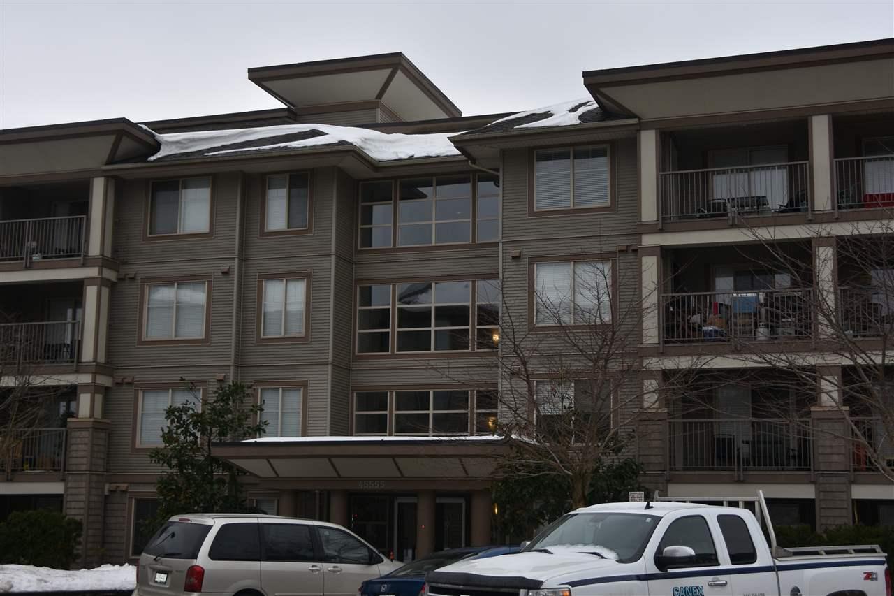 Condo Apartment at 413 45555 YALE ROAD, Unit 413, Chilliwack, British Columbia. Image 2