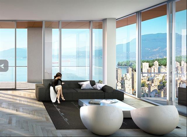 Condo Apartment at 3010 1480 HOWE STREET, Unit 3010, Vancouver West, British Columbia. Image 2