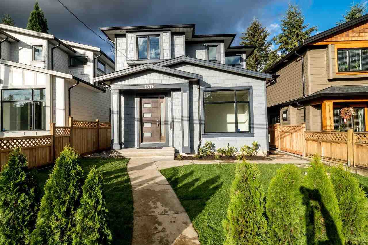 Detached at 1376 ROSS ROAD, North Vancouver, British Columbia. Image 1