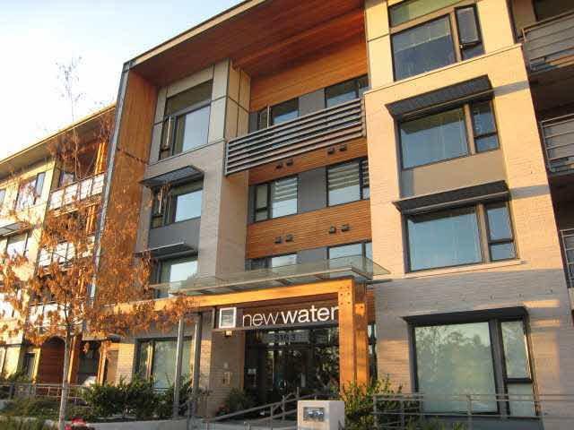 Condo Apartment at 418 3163 RIVERWALK AVENUE, Unit 418, Vancouver East, British Columbia. Image 1