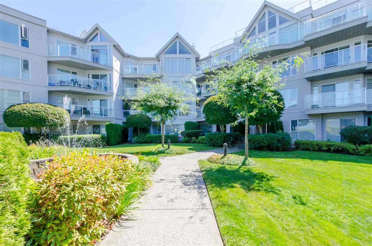 Condo Apartment at 406 328 ESPLANADE AVENUE, Unit 406, Harrison Hot Springs, British Columbia. Image 1