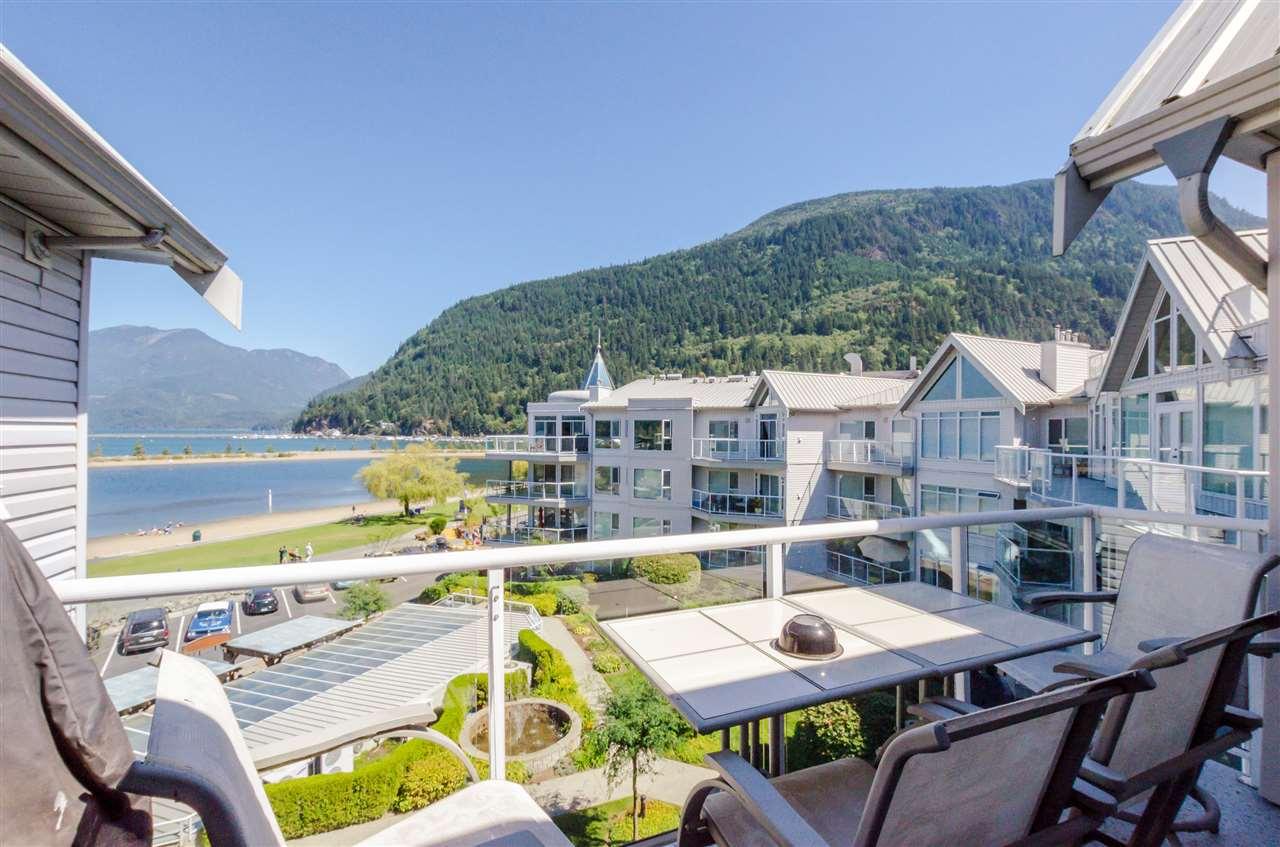 Condo Apartment at 406 328 ESPLANADE AVENUE, Unit 406, Harrison Hot Springs, British Columbia. Image 13