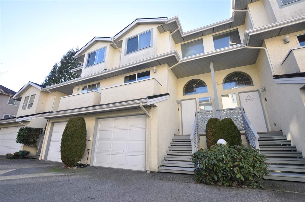 Townhouse at 12 7400 GILBERT ROAD, Unit 12, Richmond, British Columbia. Image 2