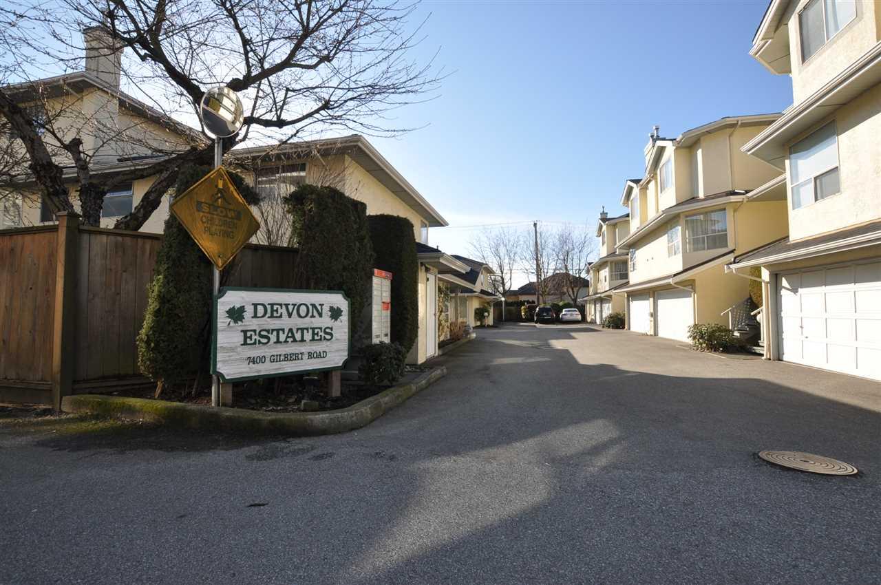 Townhouse at 12 7400 GILBERT ROAD, Unit 12, Richmond, British Columbia. Image 3