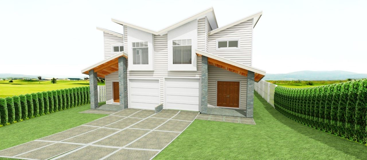 Half-duplex at 528 FOURTEENTH STREET, New Westminster, British Columbia. Image 1