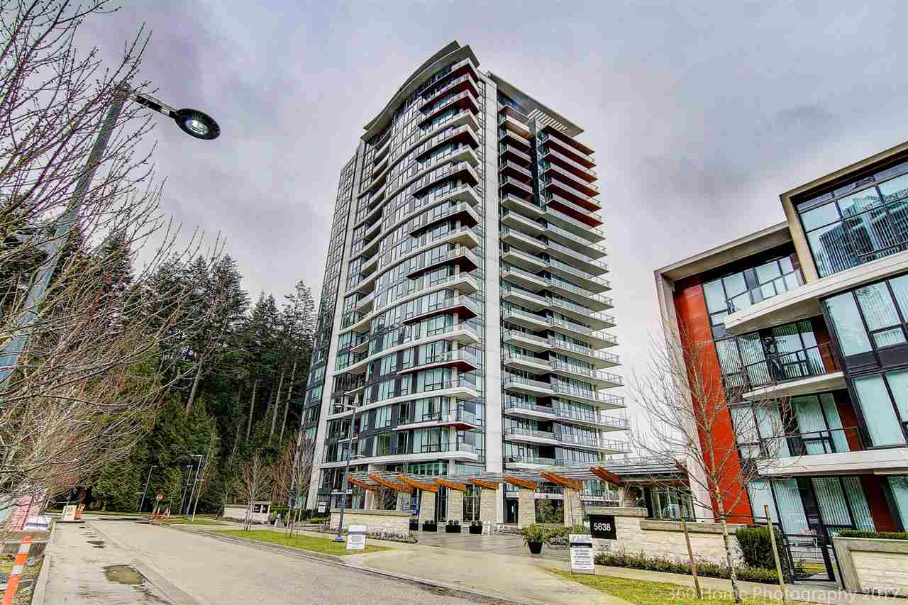 Condo Apartment at 2101 5628 BIRNEY AVENUE, Unit 2101, Vancouver West, British Columbia. Image 2