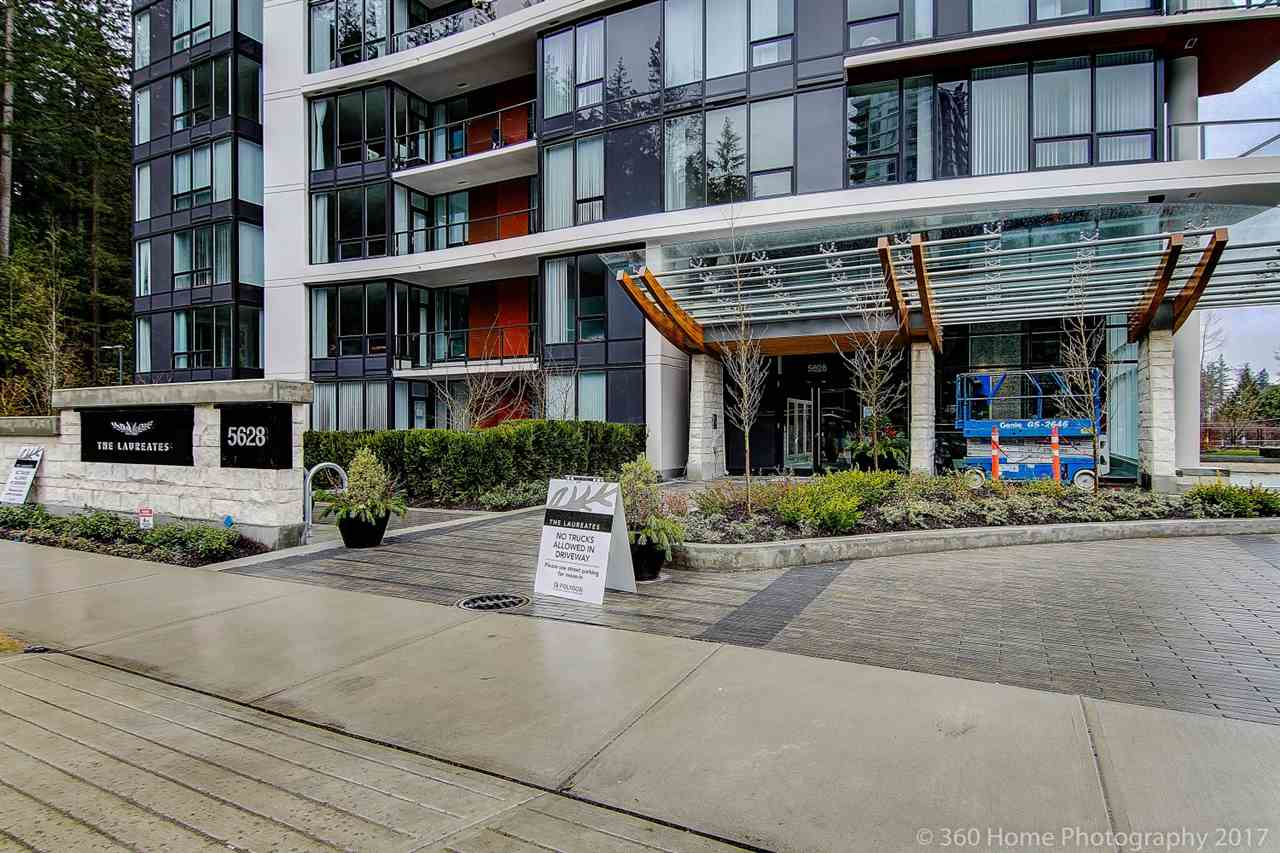 Condo Apartment at 2101 5628 BIRNEY AVENUE, Unit 2101, Vancouver West, British Columbia. Image 3