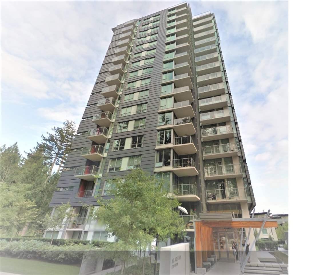 Condo Apartment at 1108 5728 BERTON AVENUE, Unit 1108, Vancouver West, British Columbia. Image 1