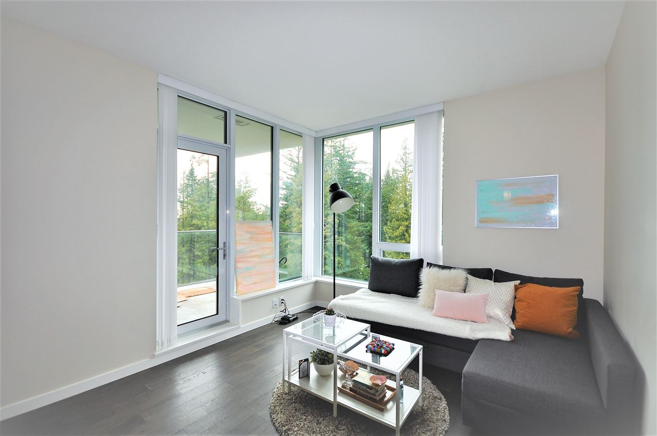 Condo Apartment at 1108 5728 BERTON AVENUE, Unit 1108, Vancouver West, British Columbia. Image 3