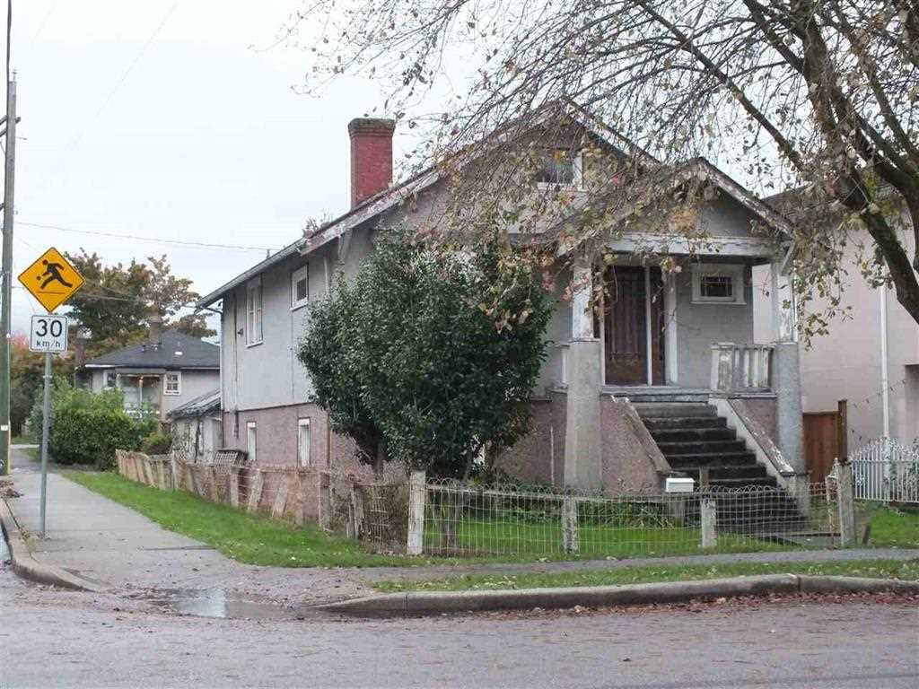 Detached at 2311 ADANAC STREET, Vancouver East, British Columbia. Image 1