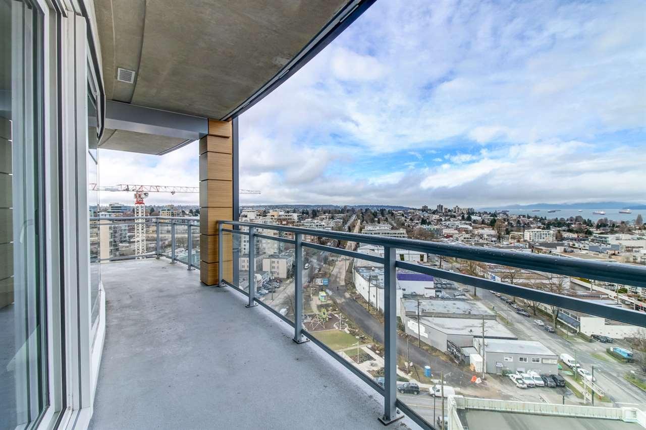 Condo Apartment at 1702 1565 W 6TH AVENUE, Unit 1702, Vancouver West, British Columbia. Image 2