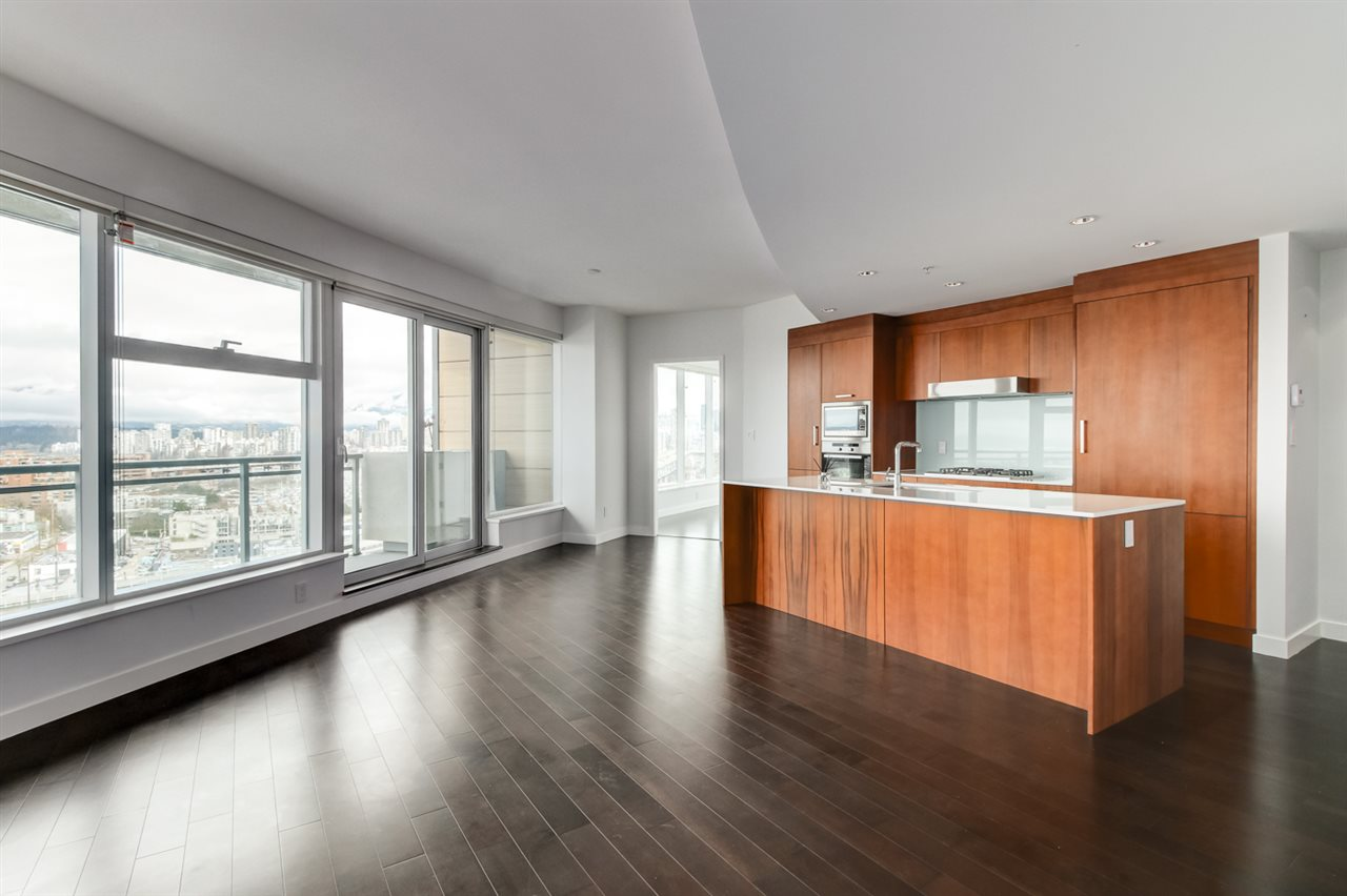 Condo Apartment at 1702 1565 W 6TH AVENUE, Unit 1702, Vancouver West, British Columbia. Image 15