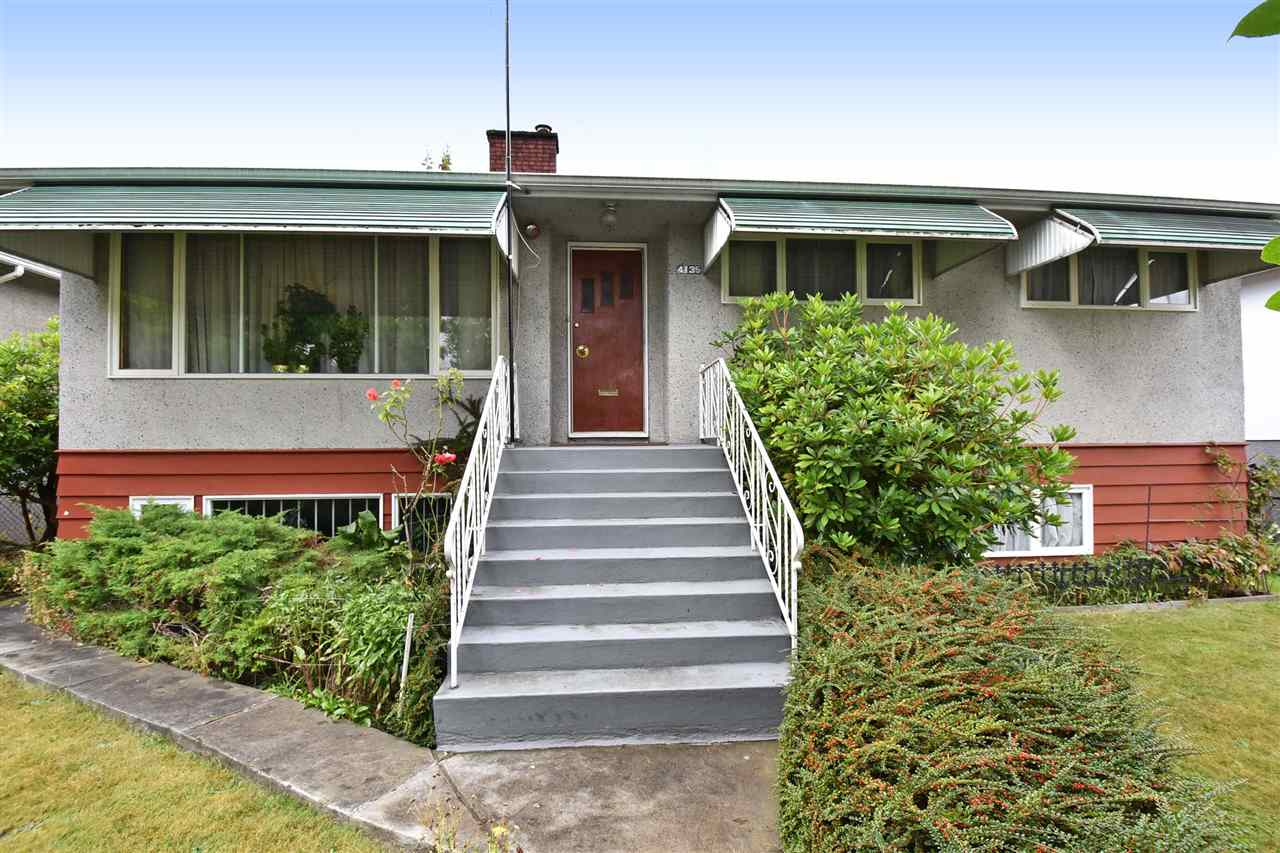 Detached at 4135 ATLIN STREET, Vancouver East, British Columbia. Image 1