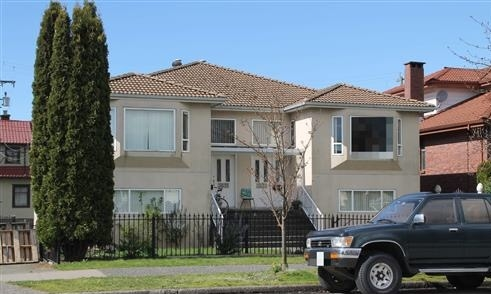 Duplex at 3833 FRASER STREET, Vancouver East, British Columbia. Image 1