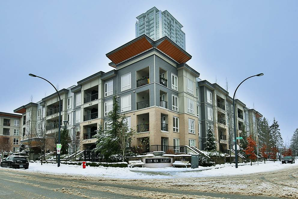 Condo at 308 13339 102A AVENUE, Unit 308, North Surrey, British Columbia. Image 1