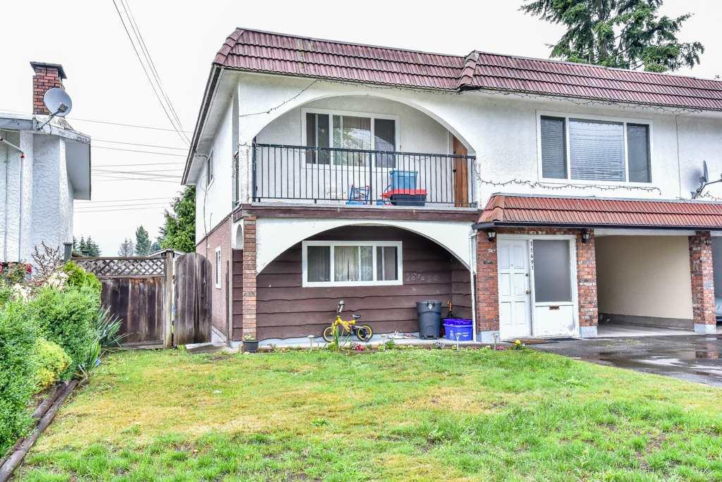 Half-duplex at 11491 87 AVENUE, N. Delta, British Columbia. Image 1