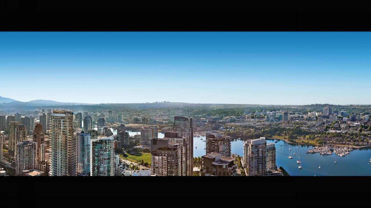 Condo Apartment at 4705 1480 HOWE STREET, Unit 4705, Vancouver West, British Columbia. Image 1