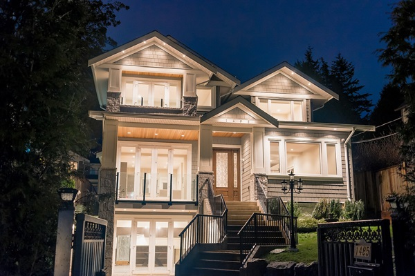 Detached at 1485 OTTAWA AVENUE, West Vancouver, British Columbia. Image 3