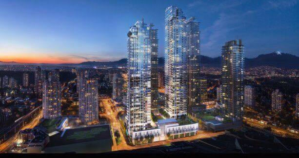 Condo Apartment at 911 7388 KINGSWAY, Unit 911, Burnaby East, British Columbia. Image 1