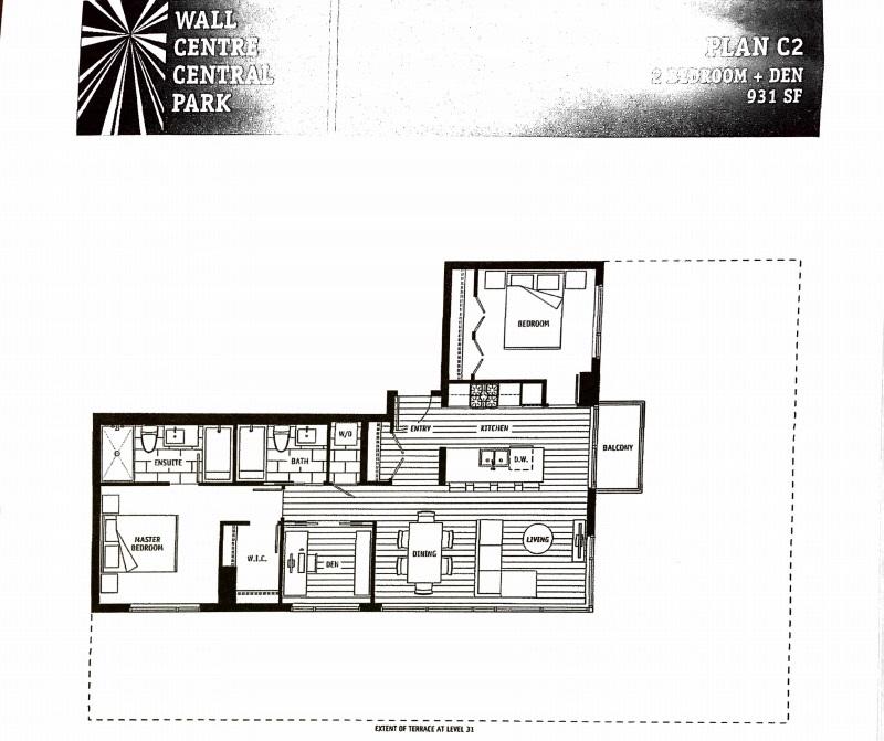 Condo Apartment at 3102 5665 BOUNDARY ROAD, Unit 3102, Vancouver East, British Columbia. Image 3
