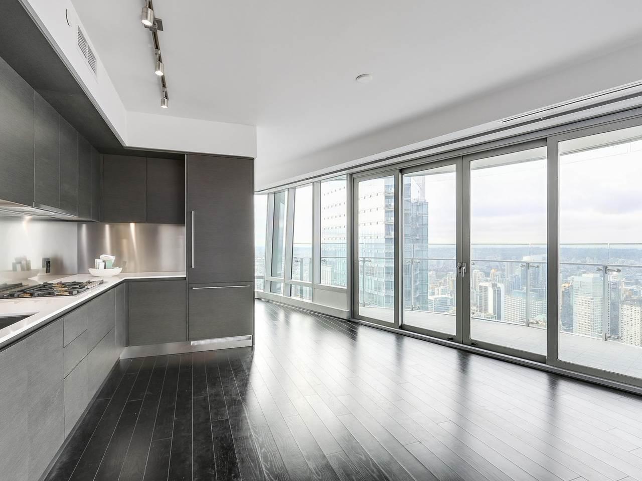 Condo Apartment at 6602 1151 W GEORGIA STREET, Unit 6602, Vancouver West, British Columbia. Image 6