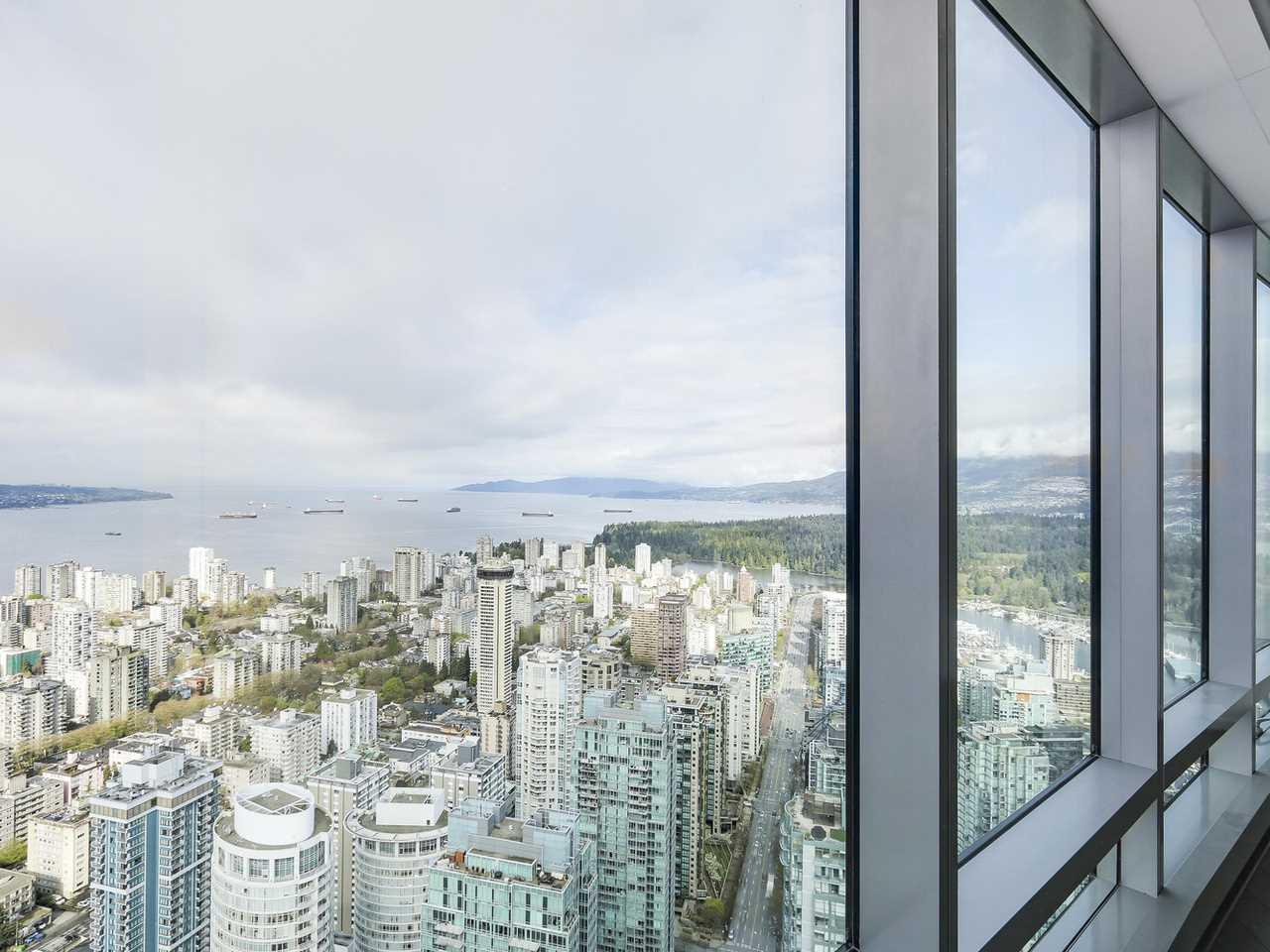 Condo Apartment at 6602 1151 W GEORGIA STREET, Unit 6602, Vancouver West, British Columbia. Image 11