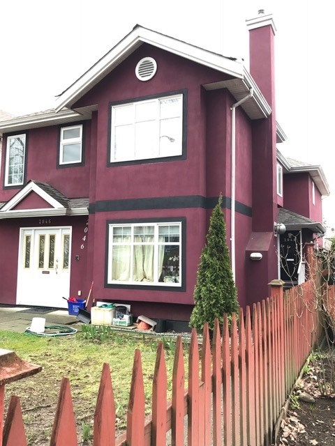 Half-duplex at 2048 E BROADWAY, Vancouver East, British Columbia. Image 2