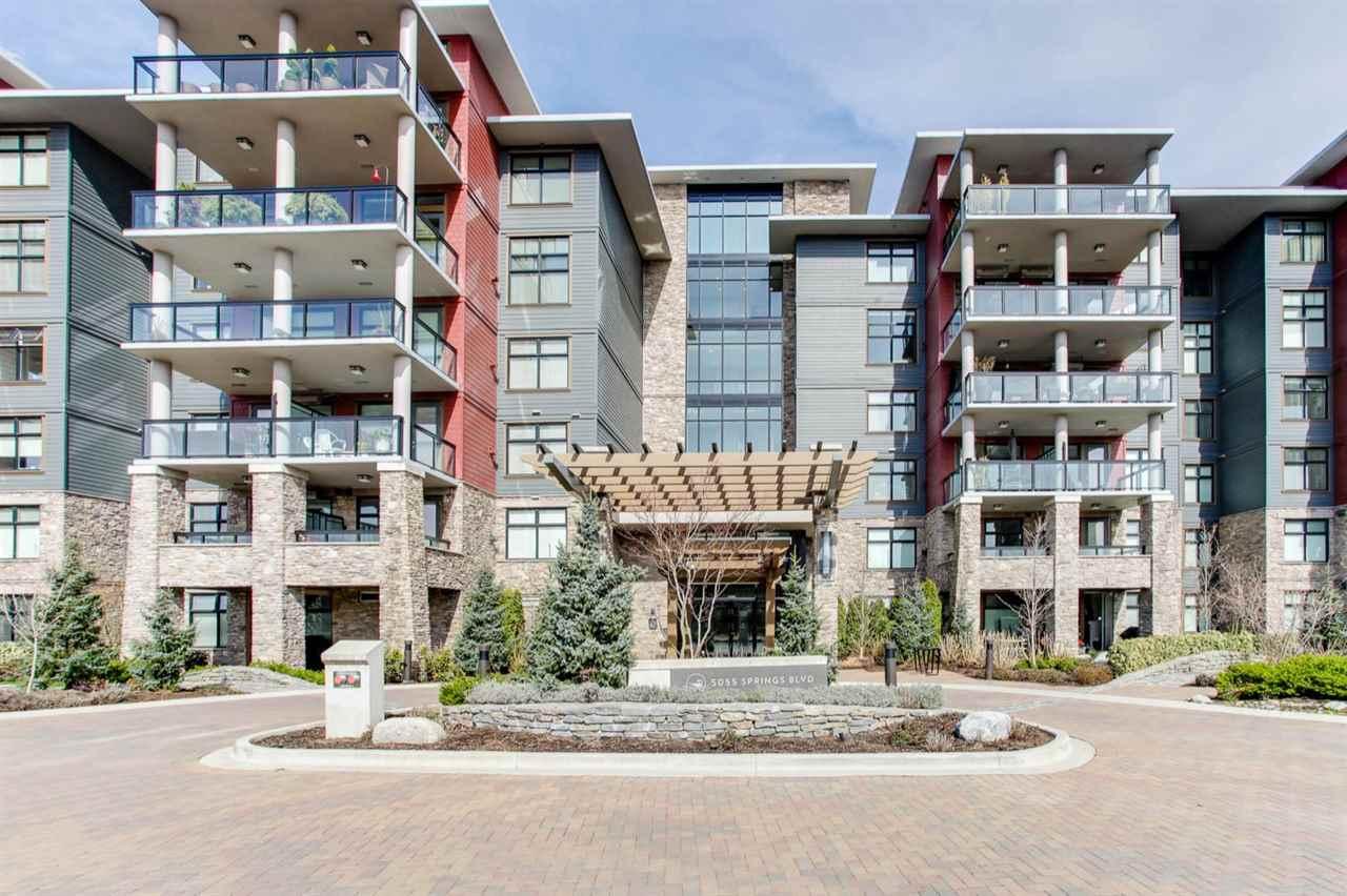 Condo Apartment at 512 5055 SPRINGS BOULEVARD, Unit 512, Tsawwassen, British Columbia. Image 2