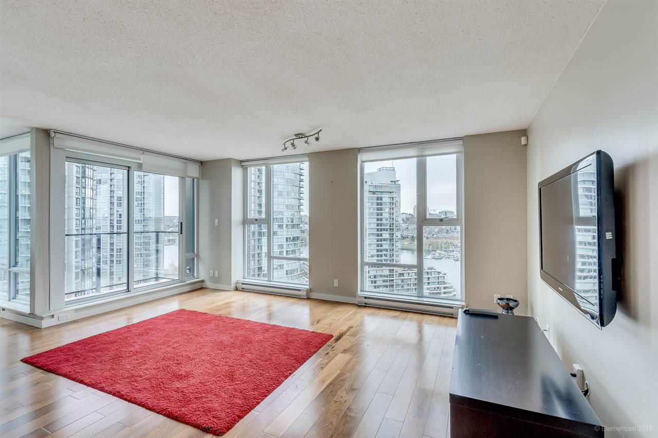 Condo Apartment at 2106 583 BEACH CRESCENT, Unit 2106, Vancouver West, British Columbia. Image 6