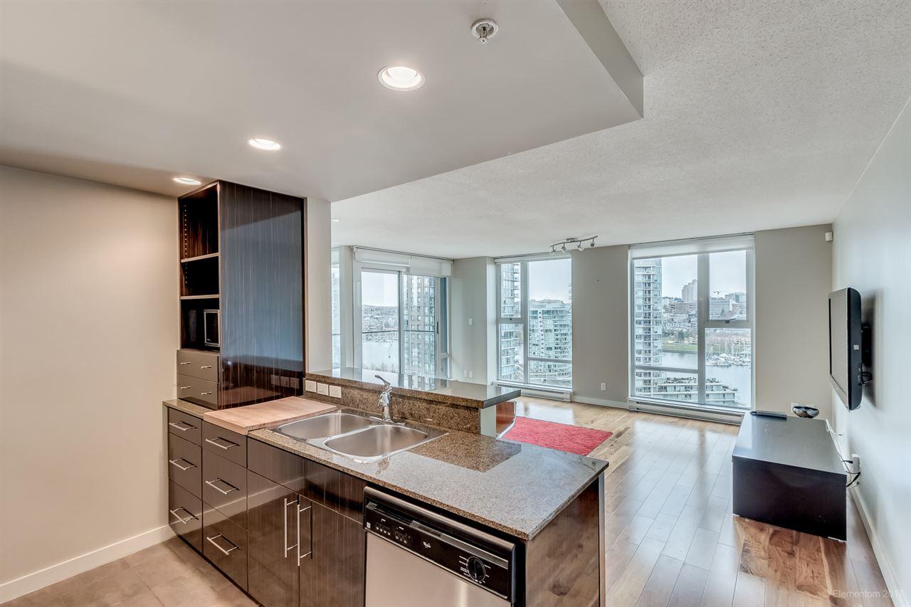 Condo Apartment at 2106 583 BEACH CRESCENT, Unit 2106, Vancouver West, British Columbia. Image 8