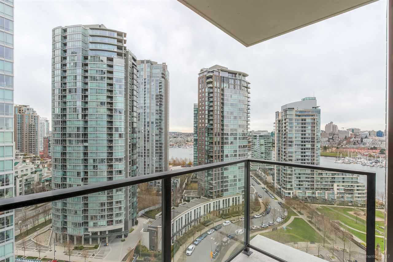 Condo Apartment at 2106 583 BEACH CRESCENT, Unit 2106, Vancouver West, British Columbia. Image 16