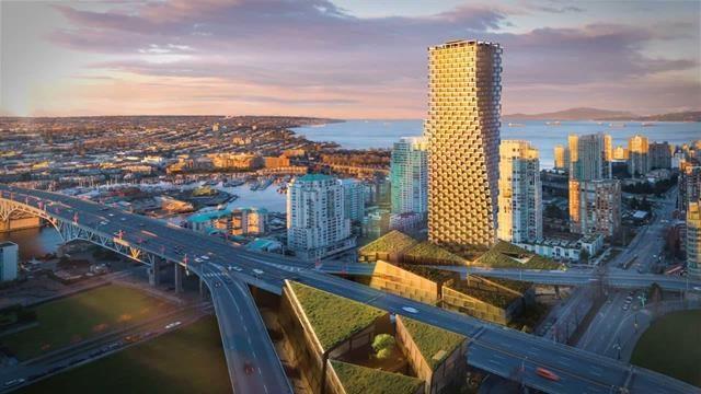 Condo Apartment at 2603 1480 HOWE STREET, Unit 2603, Vancouver West, British Columbia. Image 2