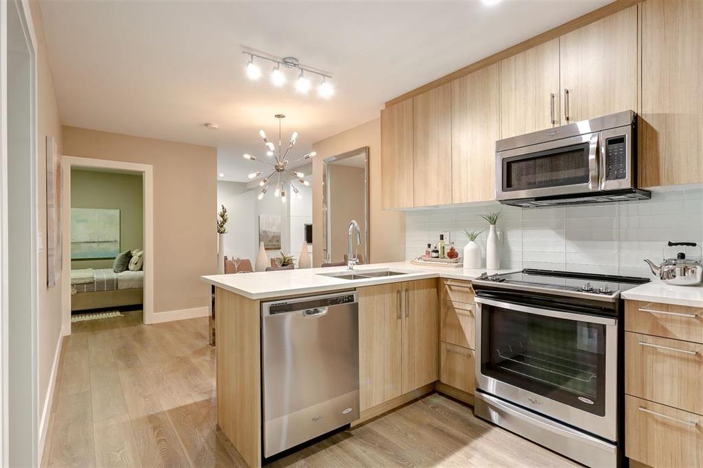 Condo Apartment at 412 12460 191 STREET, Unit 412, Pitt Meadows, British Columbia. Image 2