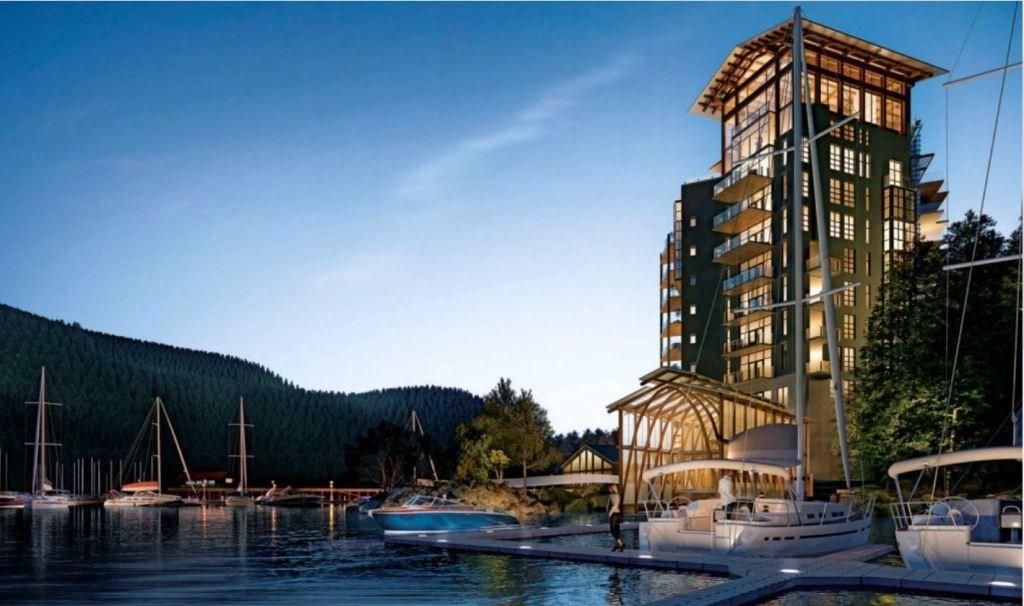 Condo Apartment at 602 6695 NELSON AVENUE, Unit 602, West Vancouver, British Columbia. Image 2