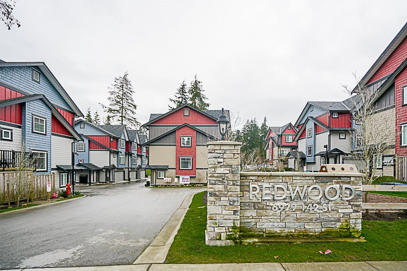 Townhouse at 13 6929 142 STREET, Unit 13, Surrey, British Columbia. Image 1