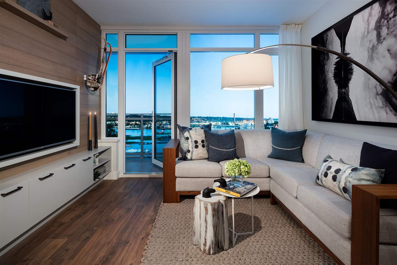 Condo Apartment at 2202 258 NELSON'S CRESCENT, Unit 2202, New Westminster, British Columbia. Image 3