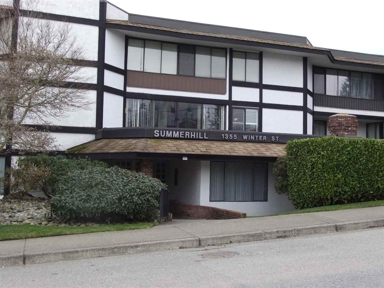 Condo Apartment at 211 1355 WINTER STREET, Unit 211, South Surrey White Rock, British Columbia. Image 1