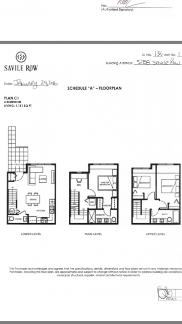 Townhouse at 1 5188 SAVILE ROW, Unit 1, Burnaby South, British Columbia. Image 2