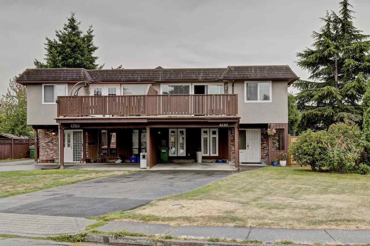Half-duplex at 4680 LARKSPUR AVENUE, Richmond, British Columbia. Image 1