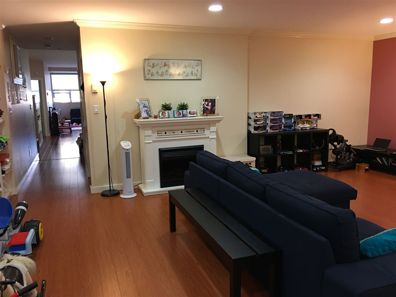 Condo Apartment at 613 615 BELMONT STREET, Unit 613, New Westminster, British Columbia. Image 7