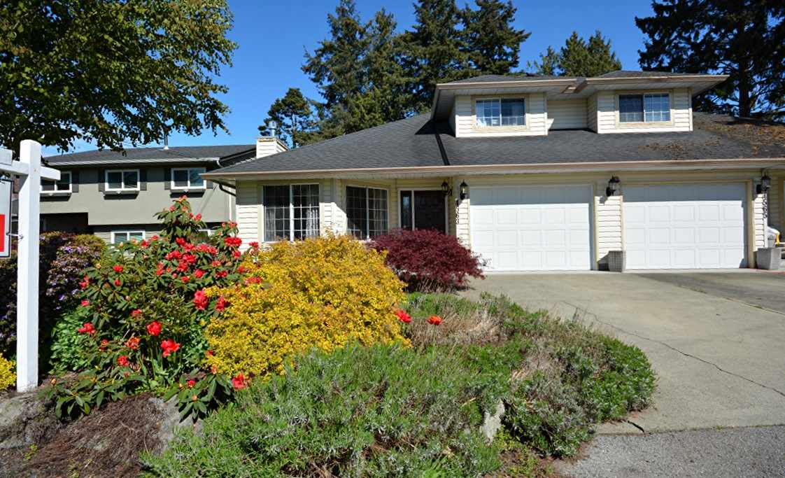 Half-duplex at 4563 KING EDWARD PLACE, Ladner, British Columbia. Image 1