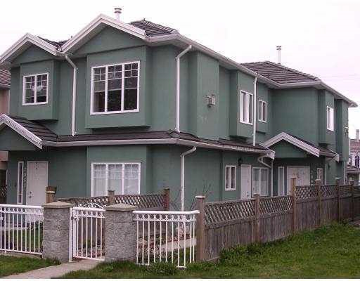 Half-duplex at 2855 KINGSWAY, Vancouver East, British Columbia. Image 2