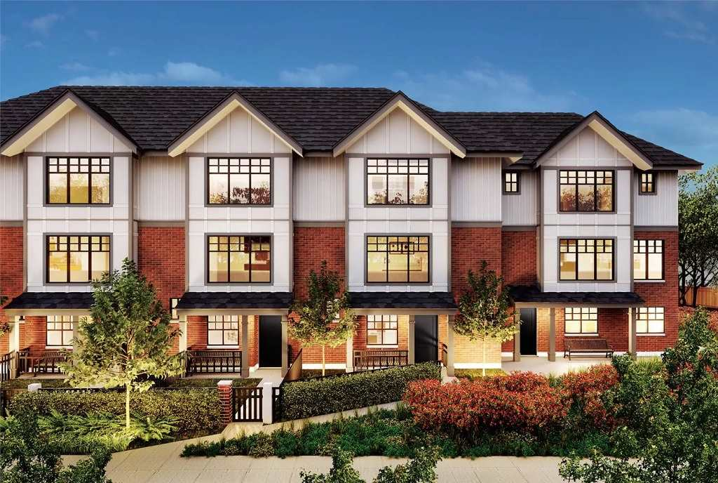 Townhouse at 1 5138 CANADA WAY, Unit 1, Burnaby South, British Columbia. Image 1