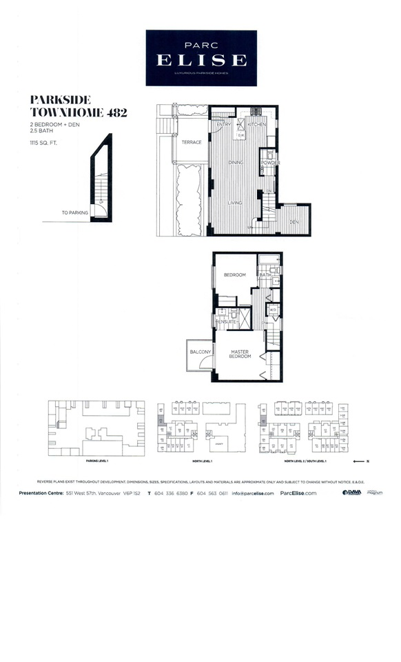 Townhouse at 482 W 28TH AVENUE, Vancouver West, British Columbia. Image 5