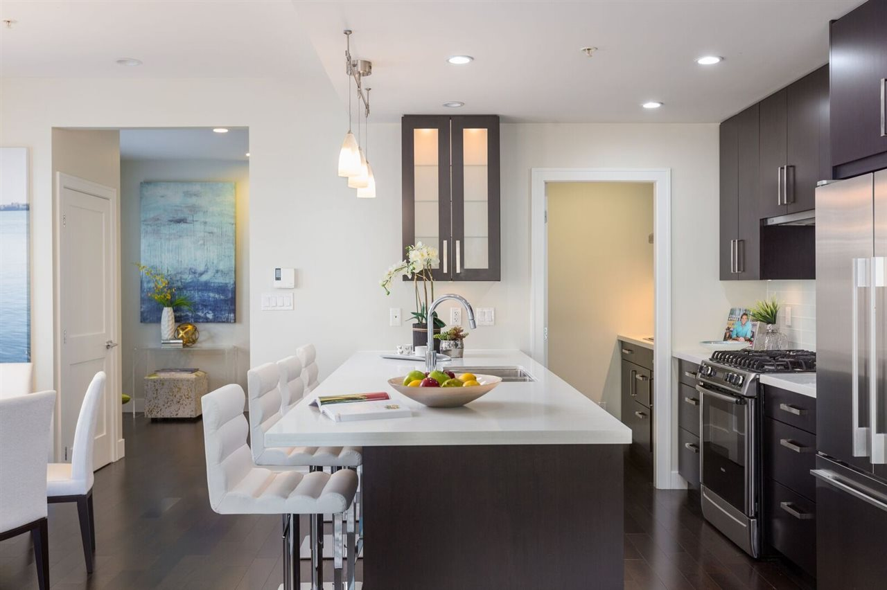 Townhouse at 1496 TILNEY MEWS, Vancouver West, British Columbia. Image 5